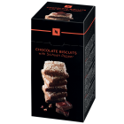 CHOCOLATE BISCUIT WITH SICHUAN PEPPER